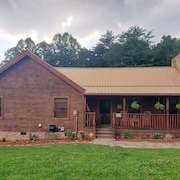Sherman Chalet, Upscale 2bd/2ba at Fall Creek Falls