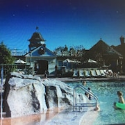 Disney Saratoga Springs Resort 1BR villa