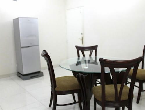 In-Room Dining, Furnished Flat In Block C Bashundhara RA