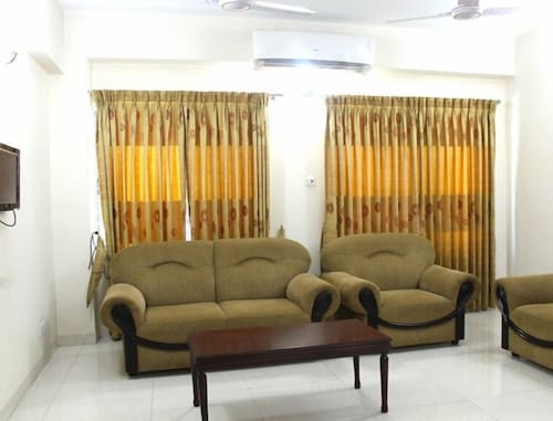 Furnished Flat In Block C Bashundhara RA