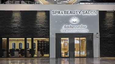 Ambassador Spa & Beauty Airport Lounge