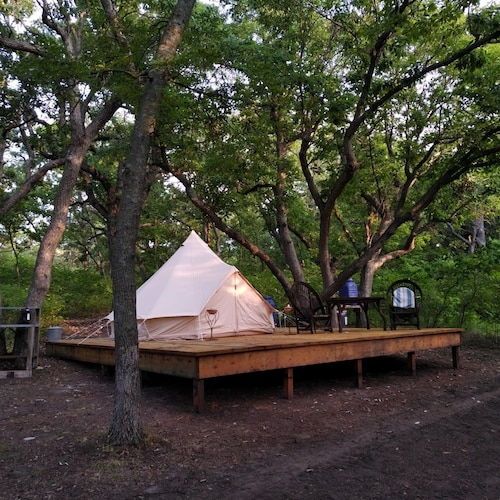 Glamping in the Heart of Manhattan