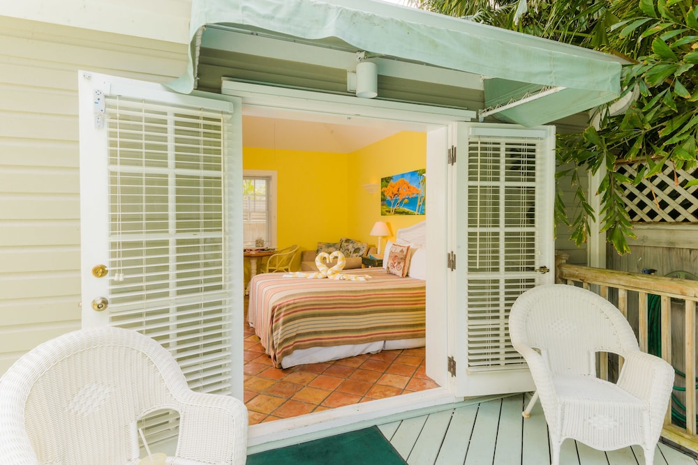 Terrace/Patio, Key West Villas