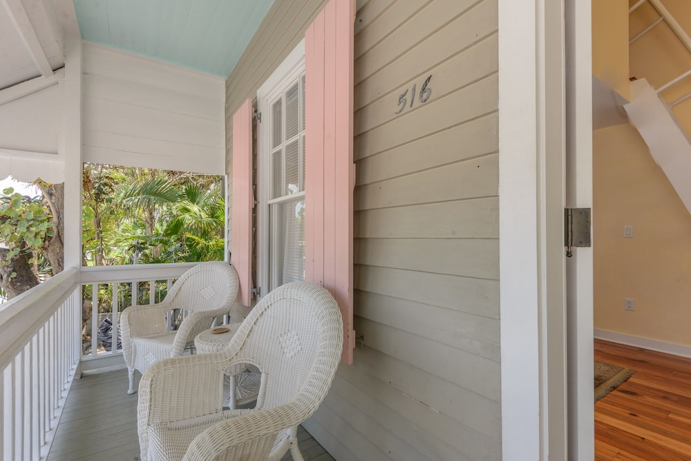 Porch, Key West Villas