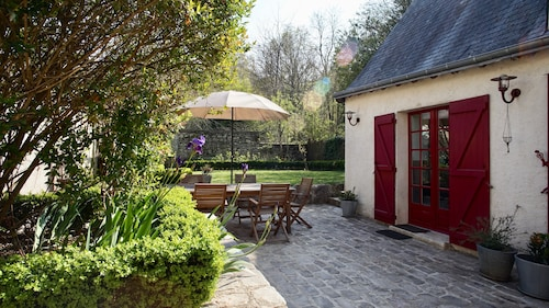 Charming 18th Century Farmhouse at the Gates of Amboise