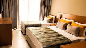 Egyptian cotton sheets, premium bedding, desk, soundproofing
