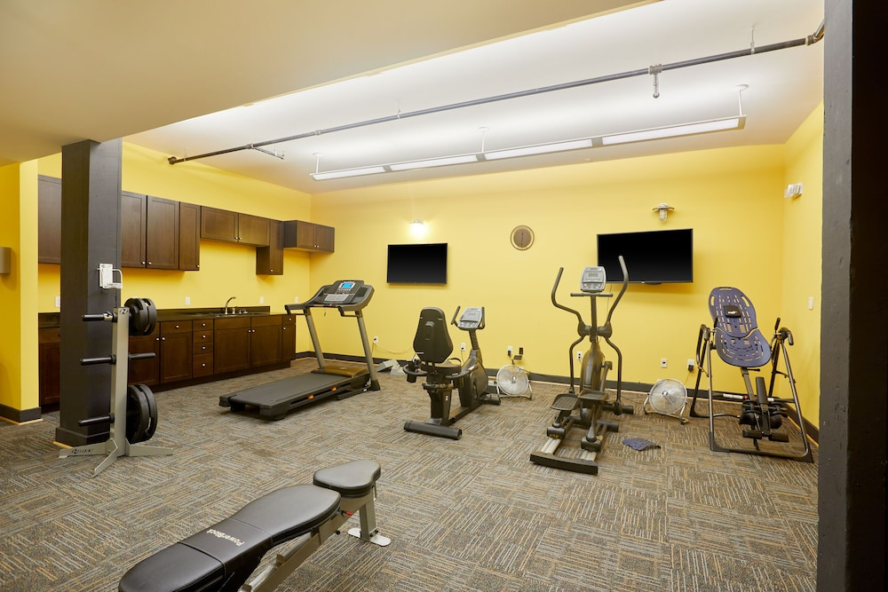 Fitness Facility, Sonder — Constance Lofts