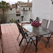 Bungalow With 2 Bedrooms in Xàtiva, With Wonderful City View, Furnished Terrace and Wifi - 40 km From the Beach