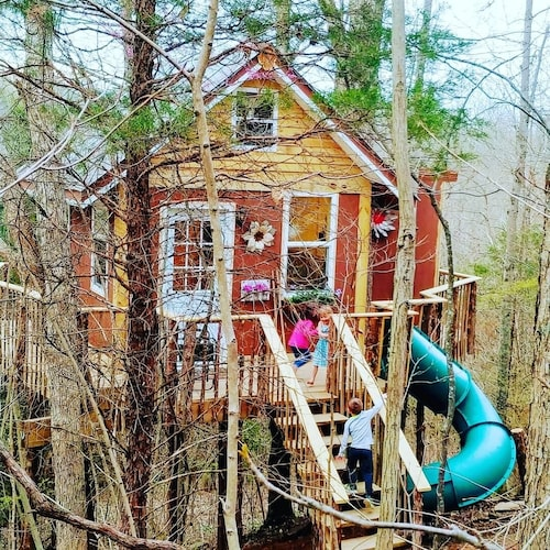 New! Treehouse Ultimate Playland Old Hickory 1111 Best to Stay on Bourbon Trail!