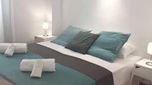 1 Schlafzimmer, Internetzugang, Bettwäsche