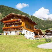 Apartment With Panoramic Views in the Nationlapark Hohe Tauern