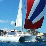 Only $135 PP For 10 Plus Food & Drinks Sailing Resort Scuba Yacht Virgin Island