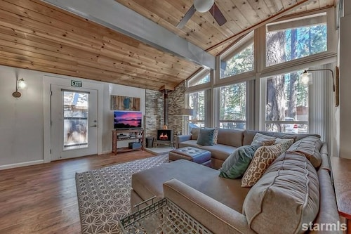 3332 Ash Cozy Bijou Pines Charmer With Private Hot Tub & Updated Throughout