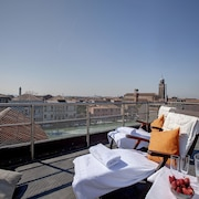 Acquamare Suite With Rooftop Terrace