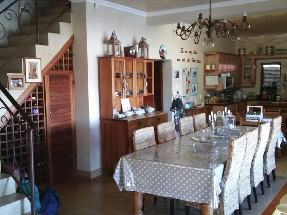 Shared Kitchen, Die Pastorie