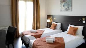 4 chambres, literie hypoallergénique, décoration personnalisée
