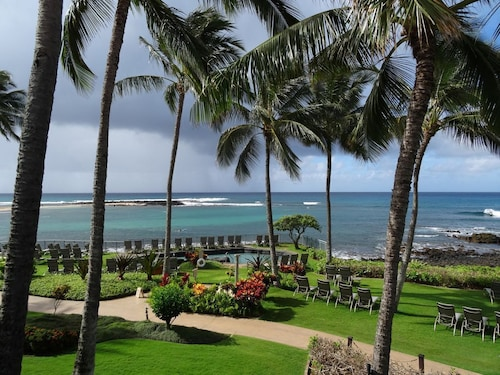 Oceanfront Resort, two Bedroom Villa at Marriott Waiohai