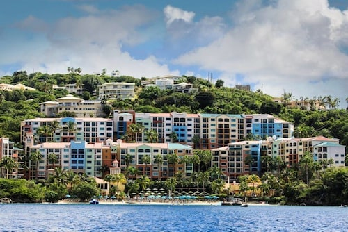 Marriott's Frenchman's Cove, St Thomas, Virgin Islands
