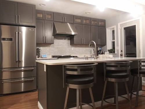 Newly Renovated Located at Capitol Hill's East End - 4 Bdrm 3 Level Rowhouse