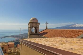 Terrazza Durazzesca The Belvedere On The Gulf Taormina