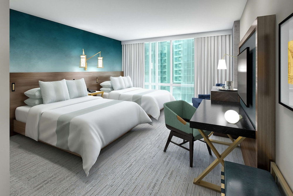 Room, Carte Hotel San Diego Downtown, Curio Collection by Hilton