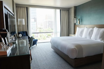 Carte Hotel San Diego Downtown, Curio Collection by Hilton