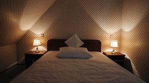 1 bedroom, soundproofing, free WiFi