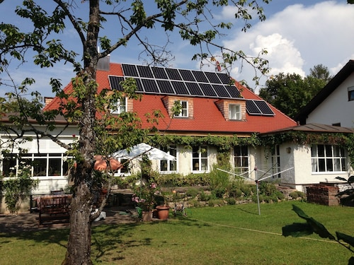 Living in the Countryside / Apartment in Pullach
