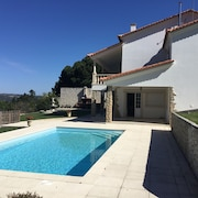 Beautiful Secluded Villa With Private Pool and Panoramic Views to Sao Martinho