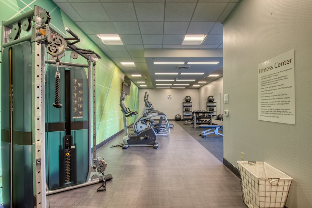 Fitness Facility, Holiday Inn Appleton, an IHG Hotel