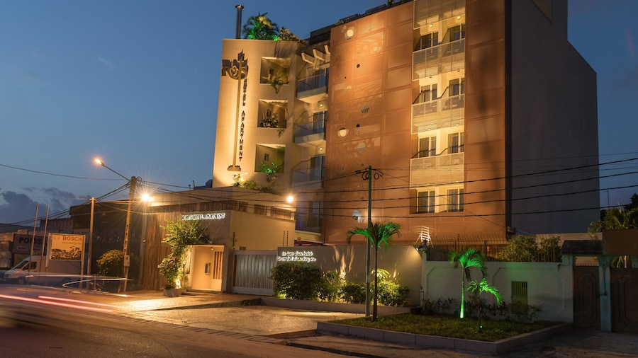 Roots Hotel Apartments