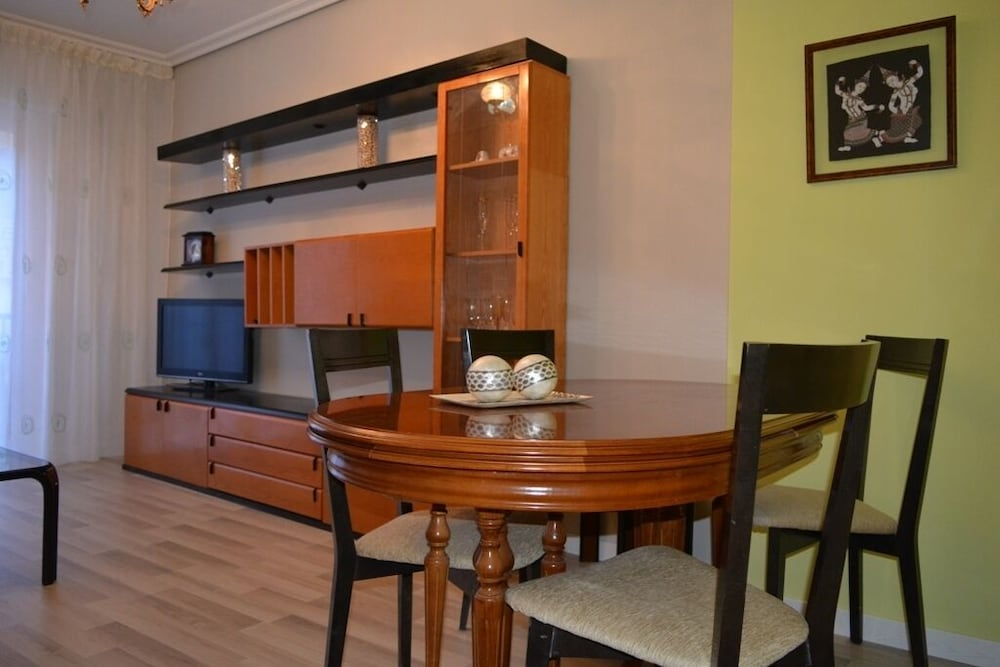Private Kitchen, Apartment in the Historic Center of Nájera