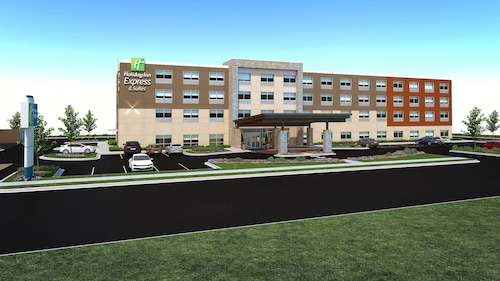 Holiday Inn Express & Suites Hudson I-94
