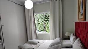 3 quartos, ferros/tábuas de passar roupa, Wi-Fi, roupa de cama