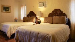 3 bedrooms, individually furnished