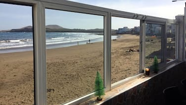 House With 2 Bedrooms in Telde, With Wonderful sea View, Furnished Terrace and Wifi - 10 m From the Beach
