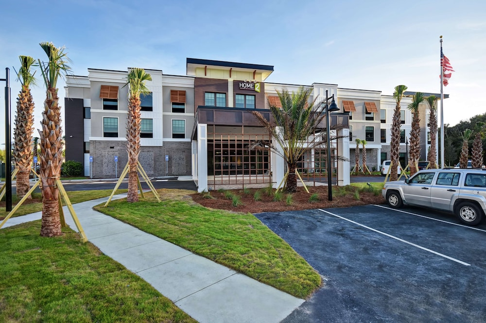 Exterior, Home2 Suites by Hilton Jekyll Island