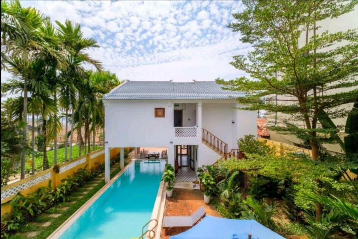 Delightful Spacious House With Pool Close To Beaches In Da Nang Expedia