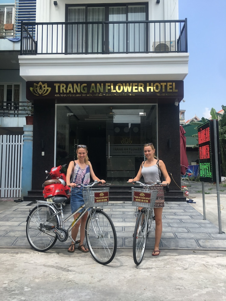 Bicycling, Trang An Flower Hotel