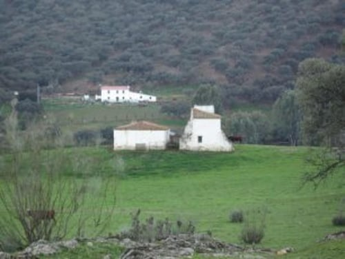 House With 4 Bedrooms in Encinasola, With Wonderful Mountain View and Furnished Terrace