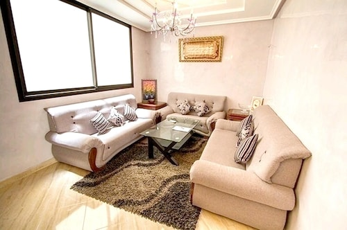 Apartment With 2 Bedrooms in Agadir, With Furnished Garden and Wifi - 6 km From the Beach