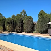 Casa Mimosa. Private 3 Bedroom Villa With Pool in a Peaceful Oasis in Parcent