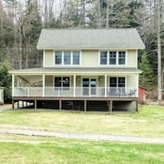 Lake Rescue Lakefront! Private Home. 2.6 Miles From Okemo