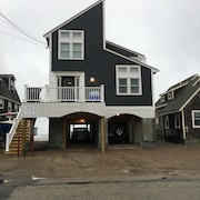 Oceanfront/ Beachfront Home on Sand Hills Scituate