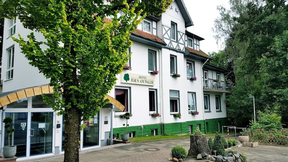 Hotel Haus am Walde Bad Fallingbostel Hotelbewertungen