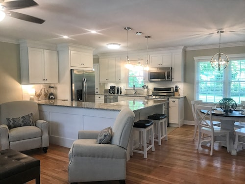 Butler's Newly Remodeled Home Available July 27-aug 6