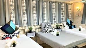 窗簾、床單