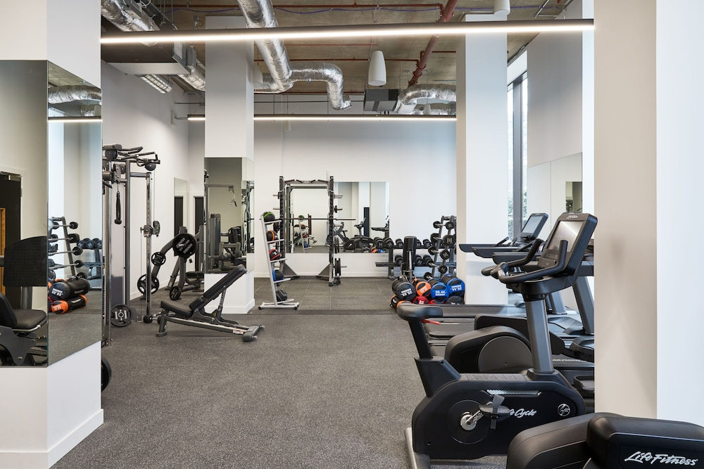 Gym, The Collective Canary Wharf