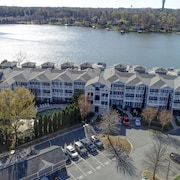 Spectacular 2-story Penthouse Condo on Lake Norman