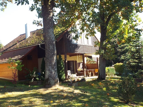 Your Comfort Dream Holiday Home in the Bavarian Forest for Your Break